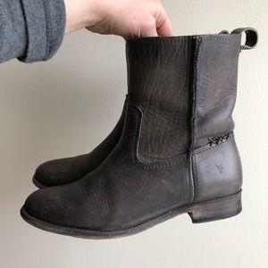Cara Short Frye boot